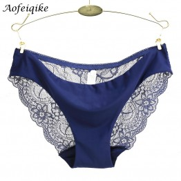 2016 New arrival women's sexy lace panties seamless Women's Panties Intimates bragas de mujeres la ropa interior-981