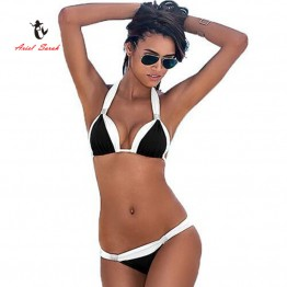 2017 New Sexy Bikinis Women Swimsuit Bathing Swim Suit Bikini Set Plus Size Swimwear XXXL Biquini Tankini Monokini BJ208