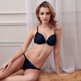 2017 sexy lingerie,bra brief sets, three-row Lace Embroidery underwear,sexy young girl bra set,france brand bra sets,Big Cup ABC