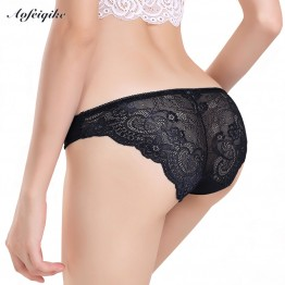 L-2XL!Free shipping!Hot sale! women's sexy lace panties seamless cotton breathable panty Hollow briefs Plus Size hot sale#981