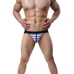 Sexy Gay Underwear Open Crotch G-String and Thong Crotchless Panties Underwear Men Sexy Lingerie Night Club Underwear