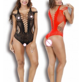 Sexy Fish Net Bodystockings Lingerie Babydoll dolls Underwear Chemises Teddies Bodysuits bikini Sleepwear Teddy  6181